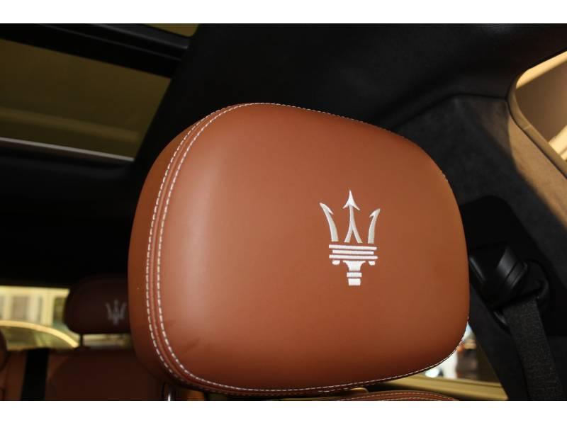 Maserati Levante V6 430 HP AWD S GranLusso