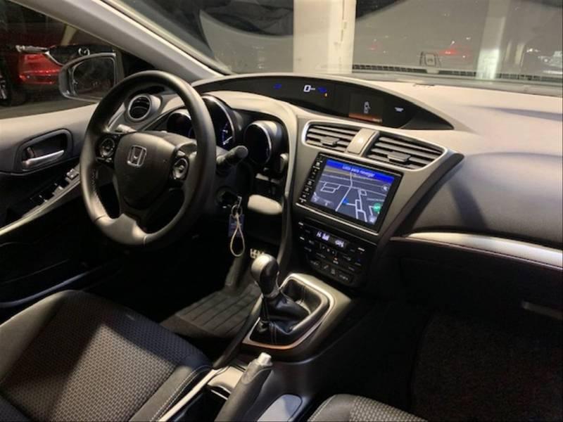 Honda Civic TOURER 1.6 i-DTEC   Navi Pack Lifestyle