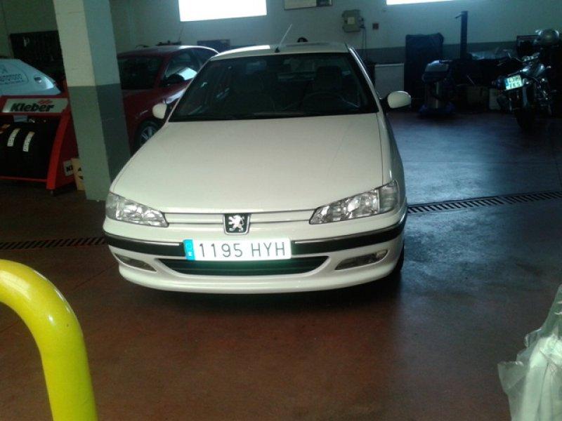 Peugeot 406 2.0 AUTOMATICO SV