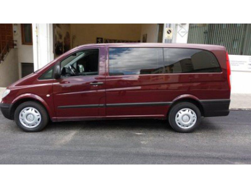 Mercedes-Benz Vito 109 CDI Compacta Combi