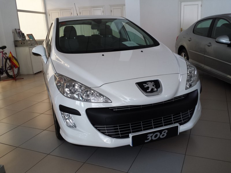 Peugeot 308 1.6 2.0HDI  Automático Sport