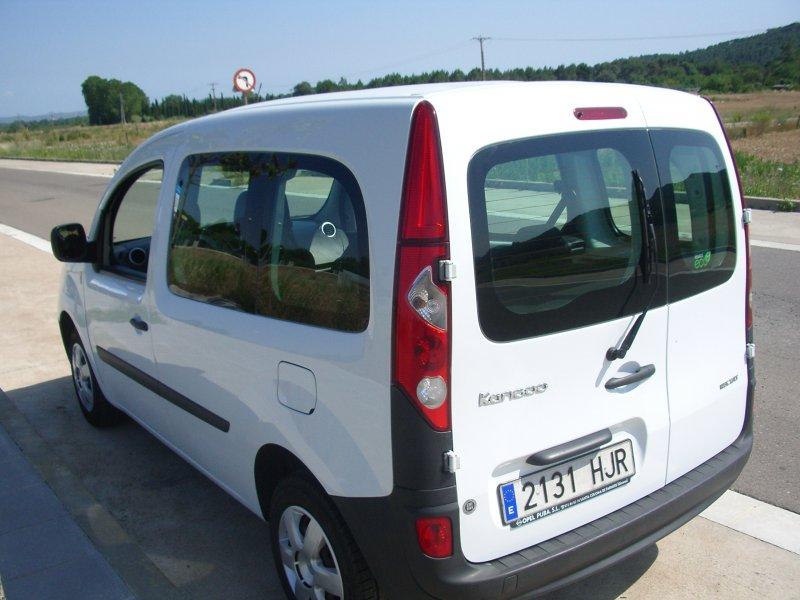 Renault Kangoo Combi 2011 dCi 85 Expression Profesional