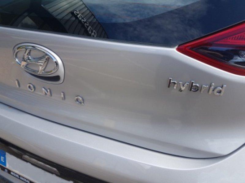 Hyundai IONIQ 1.6 GDI HEV DCT Klass
