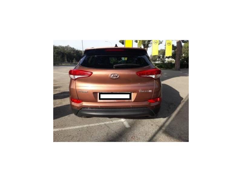 Hyundai Tucson 1.7 CRDi 104kW (141CV) BD   DCT 4x2 Style