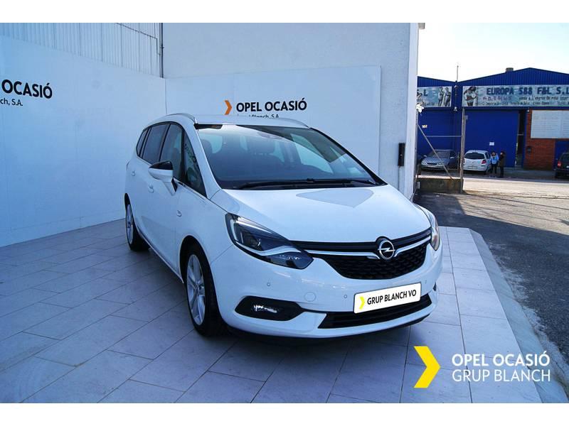 Opel Zafira 1.4 T 140 CV   Auto llanta 17 Excellence