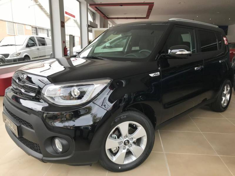 KIA Soul 1.6 CRDi   Eco-Dynamics Emotion