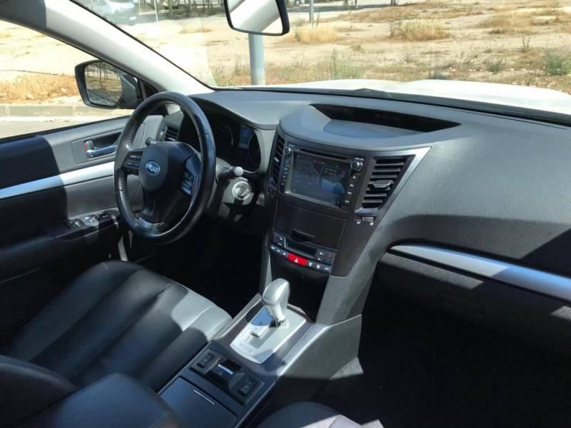 Subaru OutBack 2.0 Diesel   CVT Lineartronic Executive