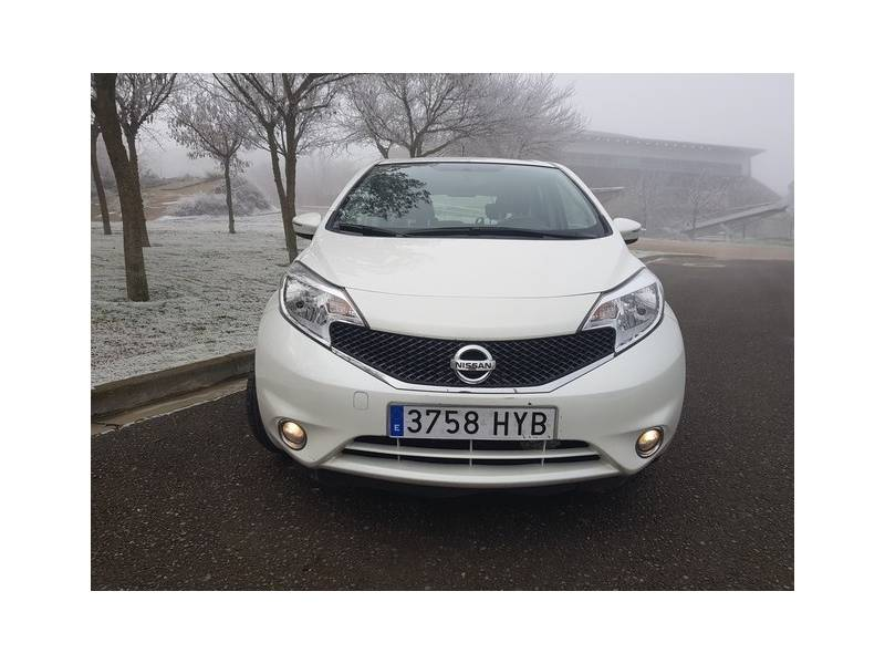 Nissan Note 5p. 1.5dCi (90CV) Acenta
