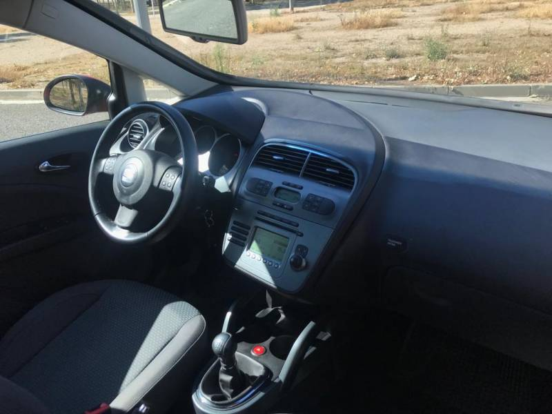 SEAT Altea 2.0 TDI 140cv Style