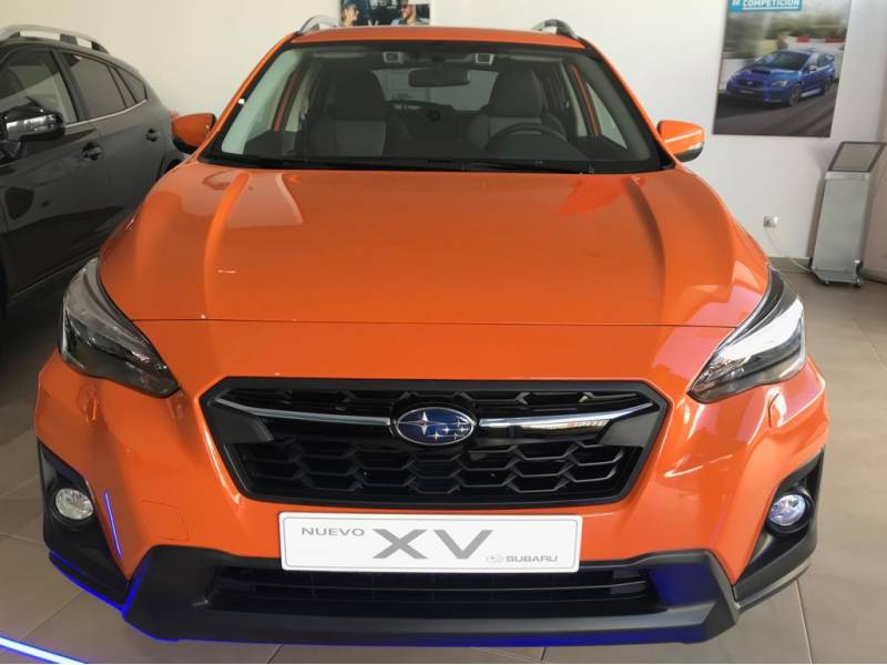 Subaru XV 2.0i Lineartronic Sport Plus