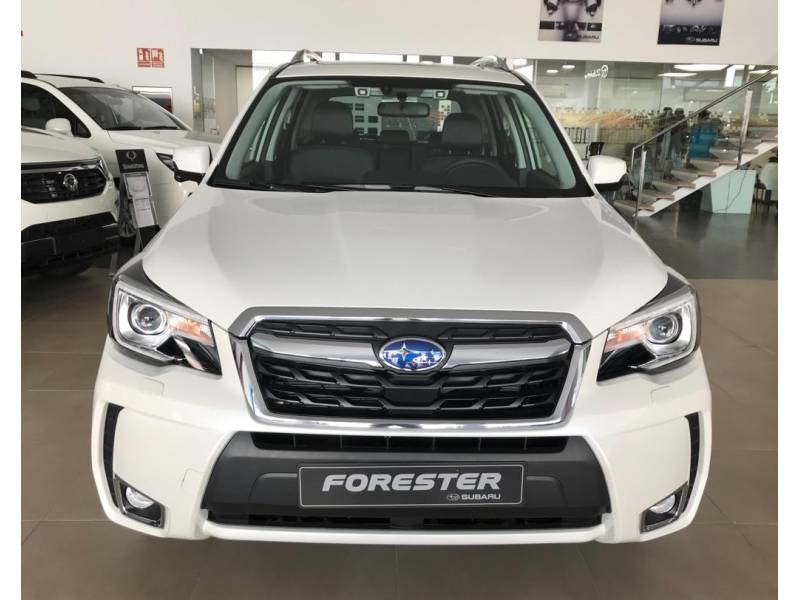 Subaru Forester 2.0i Lineartronic Executive