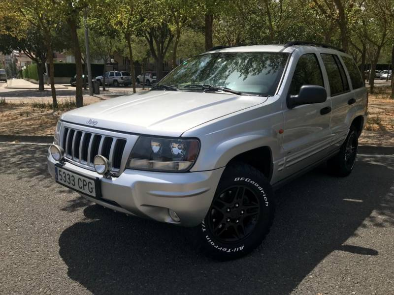 Jeep Grand Cherokee 2.7 CRD Laredo AM