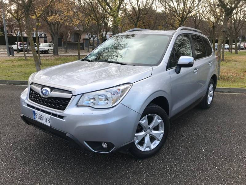 Subaru Forester 2.0 CVT Executive