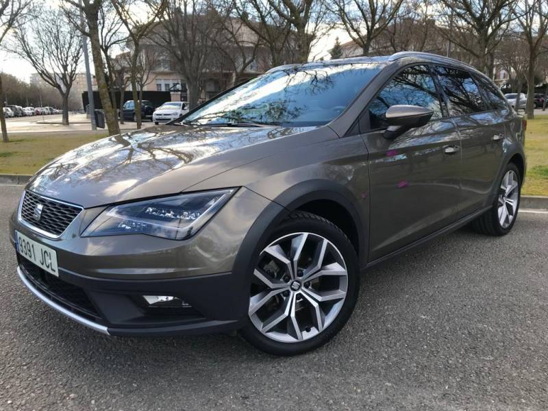 SEAT Nuevo León ST 2.0 TDI 150cv 4Drive St&Sp X-perience