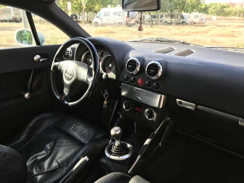 Audi TT Coupe 1.8 T 180CV quattro -
