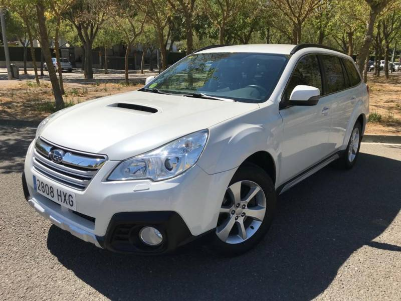 Subaru OutBack 2.0 Diesel   CVT Lineartronic Executive