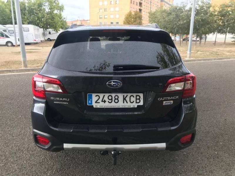 Subaru OutBack 2.0 TD   CVT Lineartronic AWD Executive