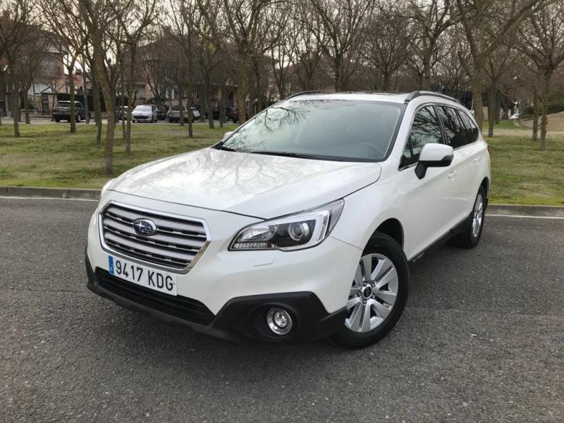 Subaru OutBack 2.5i   CVT Lineartronic AWD Executive Plus + GLP
