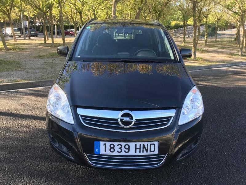 Opel Zafira 1.7 CDTI 7 Plazas