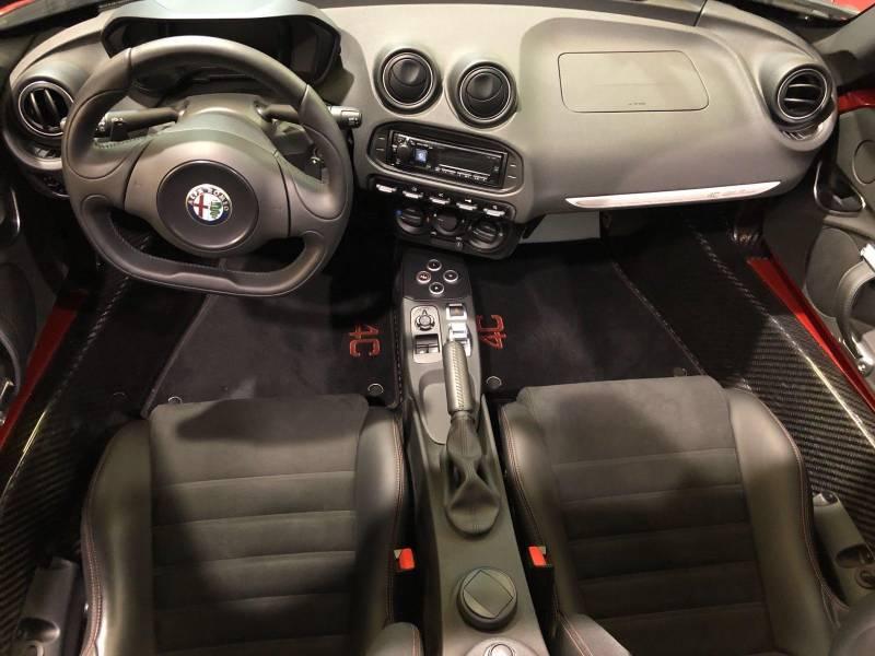 Alfa Romeo Spider 1.7 Tbi 4C
