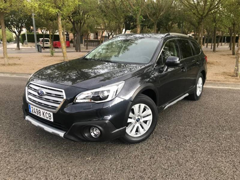 Subaru OutBack 2.0 TD   CVT Lineartronic AWD Executive