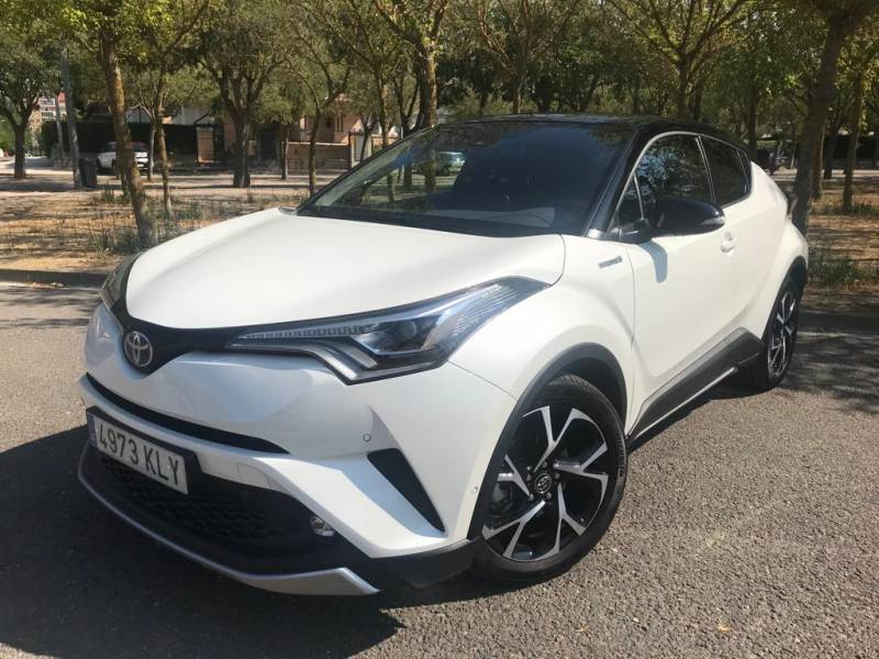 Toyota C-HR 1.8 125H Dynamic Plus