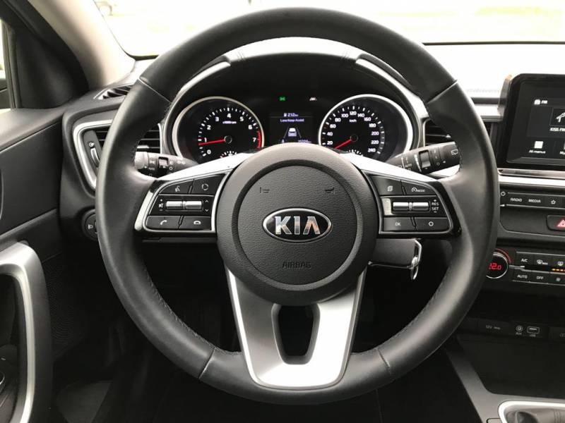 KIA Ceed 1.4 CVVT 74kW (100CV) Drive
