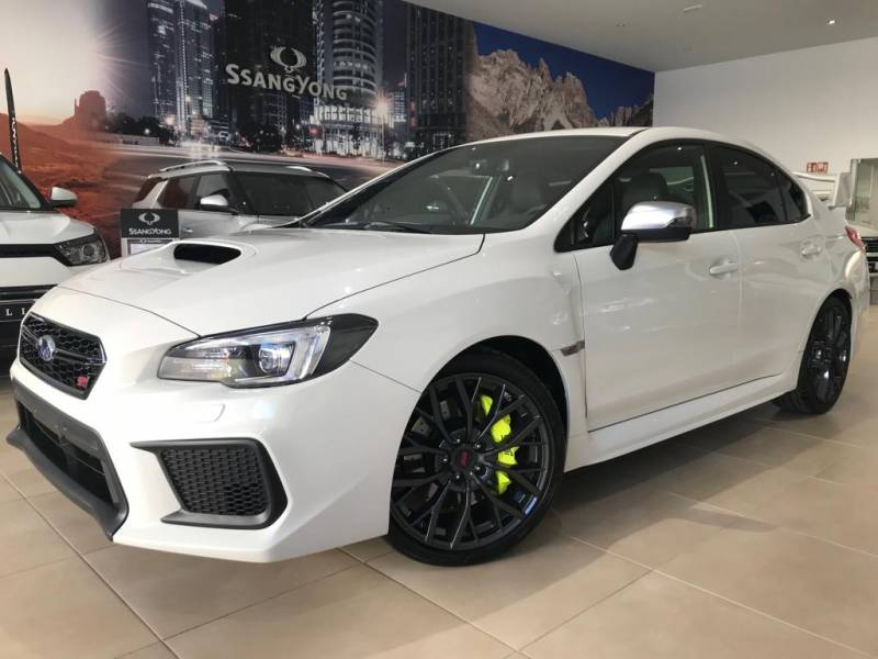 Subaru WRX STI 2.5T   AWD Rally Edition