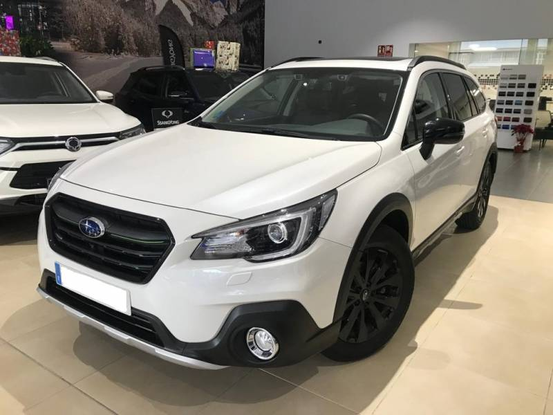Subaru OutBack 2.5i   AWD Executive Plus S Black Edition + GLP