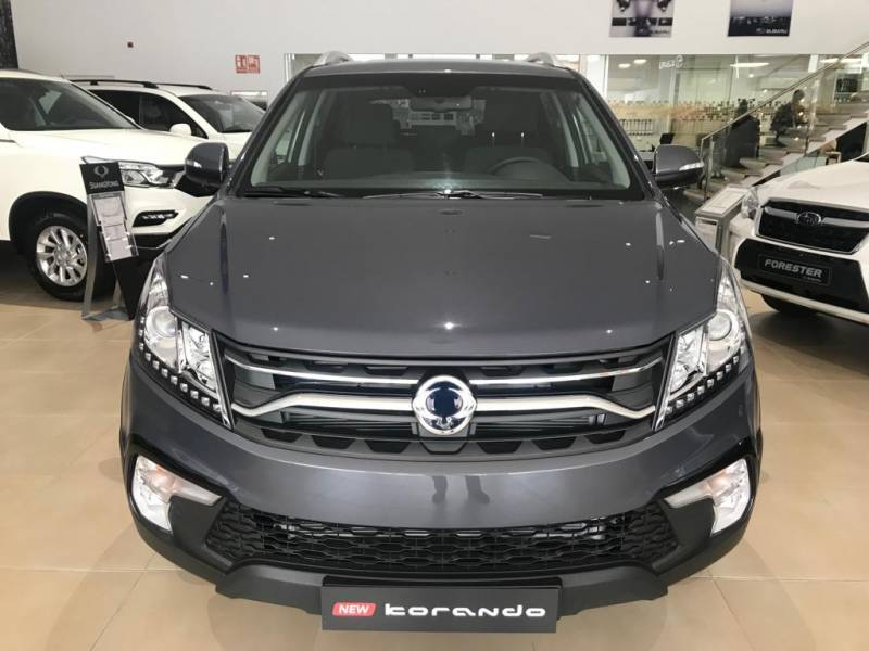 Ssangyong Korando D22T Premium