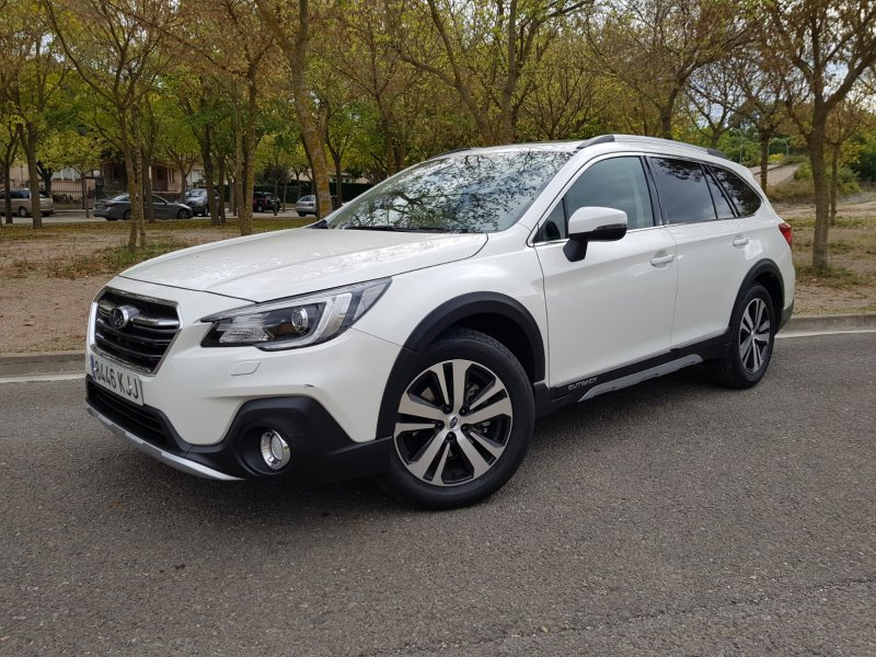 Subaru OutBack 2.5i CVT Lineartr. AWD Executive Plus S