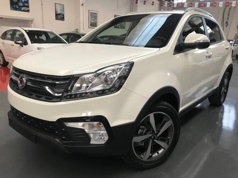 Ssangyong Korando D22T 131kW (178CV)   4x2 Limited