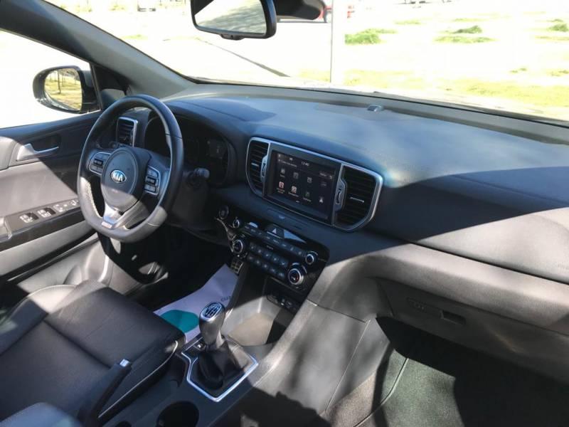 KIA Sportage 2.0 CRDI 136CV GT Line AWD