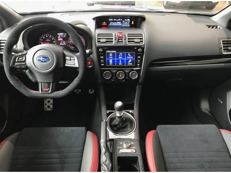 Subaru WRX STI 2.5i Final Edition
