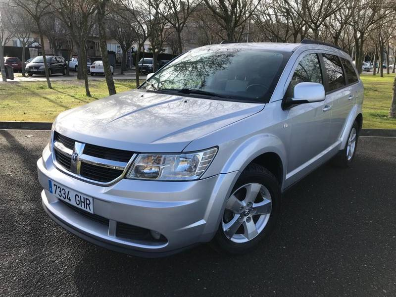 Dodge Journey 2.0 CRD SXT 7 plazas