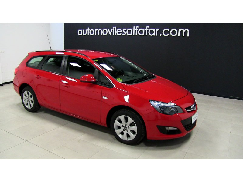 Opel Astra 1.7 CDTi 130CV ST Business
