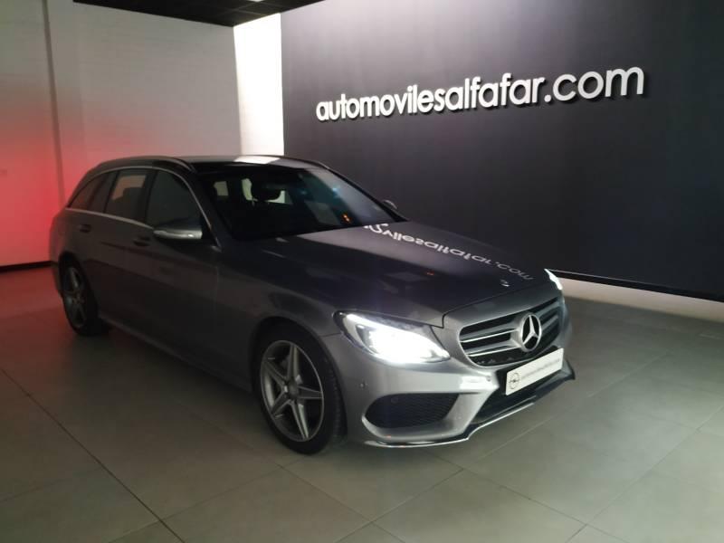 Mercedes-Benz Clase C C 220 CDI Blue Efficiency   Estate Sport