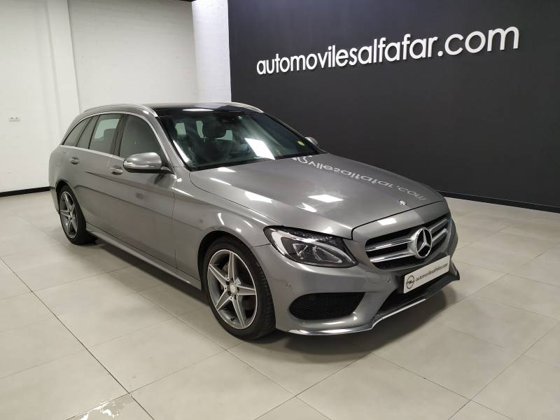 Mercedes-Benz Clase C C 220 CDI Blue Efficiency   Estate Sport