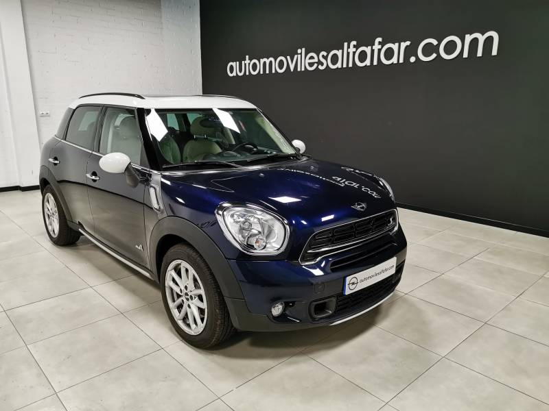 Mini Countryman COUNTRYMAN ALL4 COOPER S