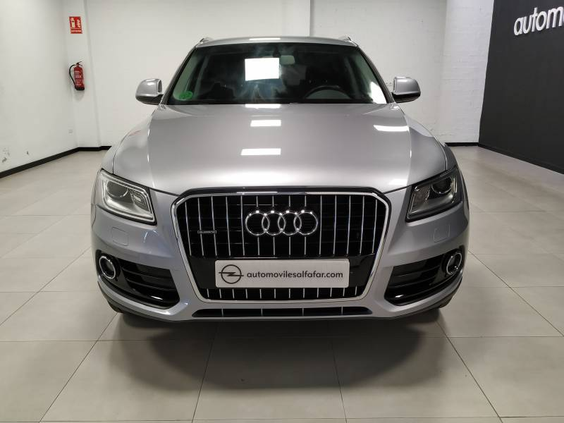 Audi Q5 2.0 TDI clean 190CV quatt S tro Advanced Advanced edition