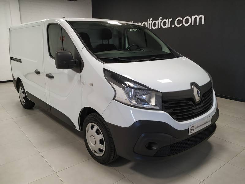Renault Trafic Furgón 29 L1H1 dCi 90 E5 -