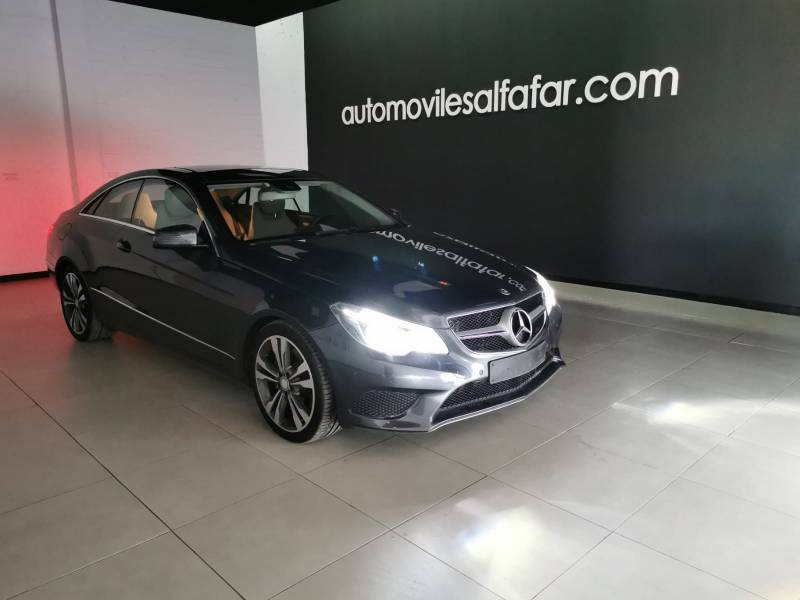 Mercedes-Benz Clase E Coupé E 220 CDI Blue Efficiency Avantg. Avantgarde