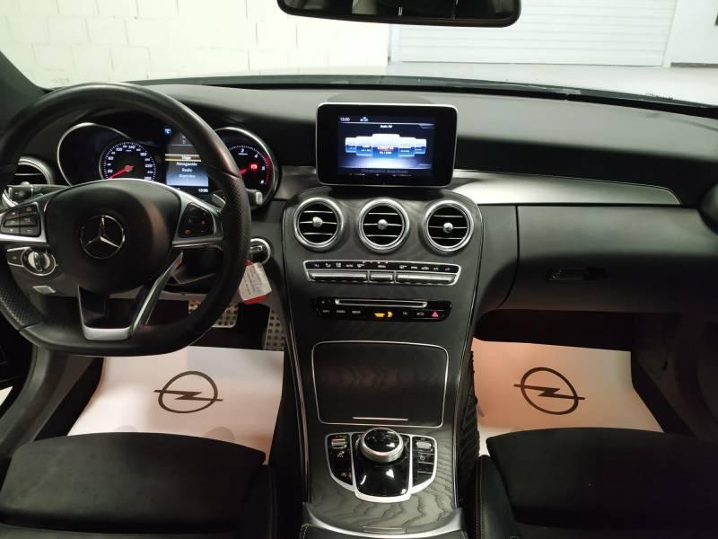 Mercedes-Benz Clase C C Coupé 220 d 4MATIC AMG Line