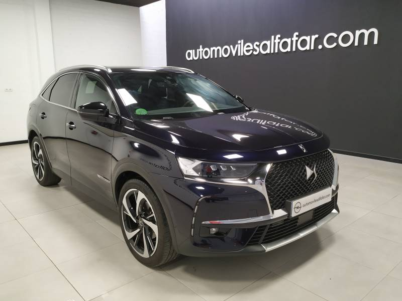 DS DS 7 Crossback BlueHDi 132kW (180CV) Auto. BE CHIC Be Chic