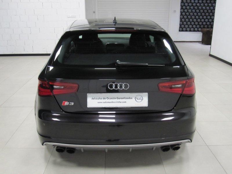 Audi S3 2.0 TFSI S tronic quattro -