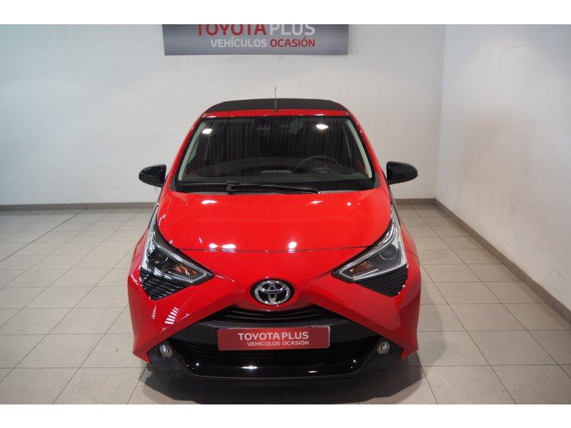 Toyota Aygo 1.0 70 x-wave