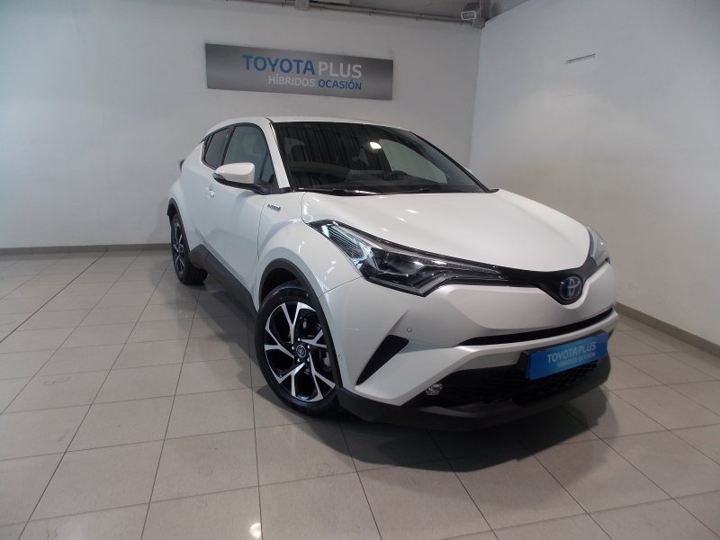 Toyota C-HR 1.8 125H Pack Plus Advance