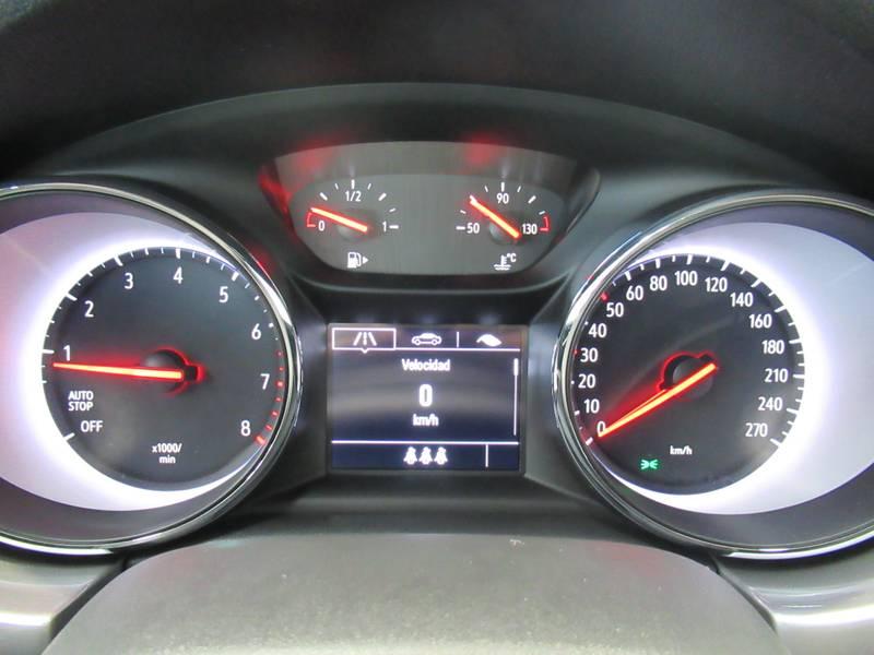 Opel Astra 1.2T SHL 81kW (110CV) GS Line