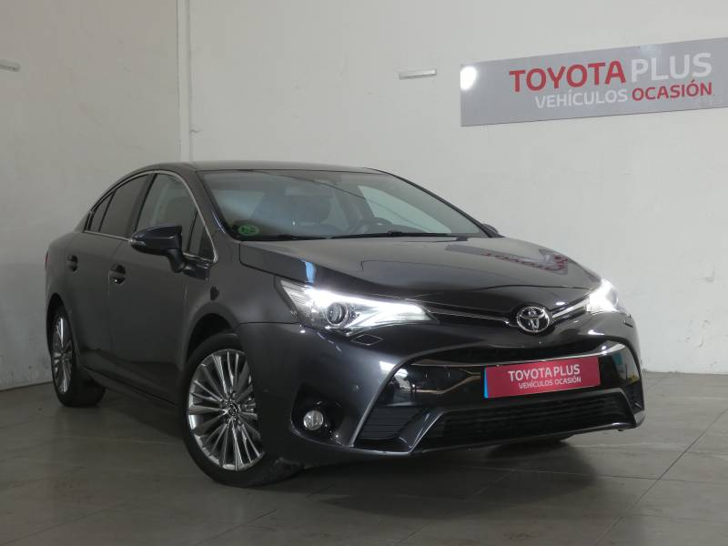 Toyota Avensis 1.8 140 EXECUTIVE MultiDrive Executive