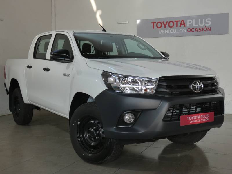 Toyota Hilux 2.4 D-4D Cabina Doble GX